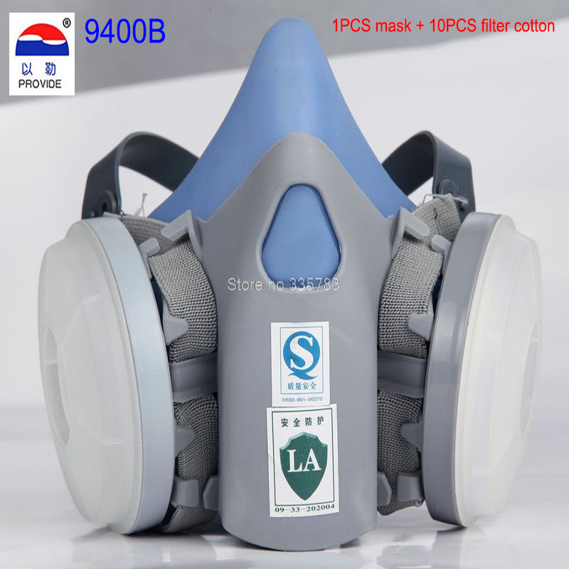 respirator dust mask blue silicone anti-dust respirator welding grinding industrial safety Dust hazard mask op7 6av3 607 1jc20 0ax1 button mask