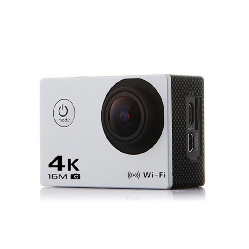 ФОТО AT-30 170 Degree Wide Angle 16MP CMOS 4K 64G WiFi Action Waterproof FPV Camera