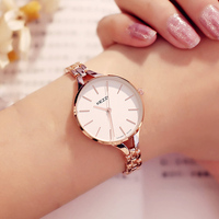 rose gold watch