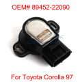 Throttle Position Sensor for Toyota Corolla Camry Celica Supra 1990-1998 OEM 89452-22090
