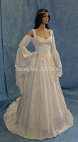 Princess White Off the Shoulder Velvet Fancy Sexy Medieval Period Gown Dress Wedding Theater Reenactment Cosplay Costume
