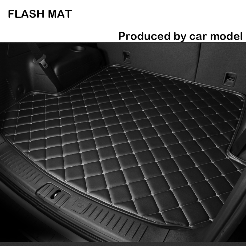 Car trunk mat for mazda all models mazda cx-5 2018 cx-7 cx-9 mazda 3 6 2003-2006-2016 atenza Car accessories super cool car sticker for mazda 3 mazda 6 mazda 323 whole body free shipping