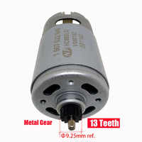 GSR18-2-LI ONPO Motore di CC 18 V 13-denti 1607022649 HC683LG Per BOSCH 3601JB7300 cacciavite trapano elettrico pezzi di ricambio