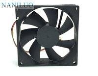 NANILUO DC12V 0.16A RUILIAN RDL9025S CIÊNCIA 90*90*25 2 fios do ventilador geladeira