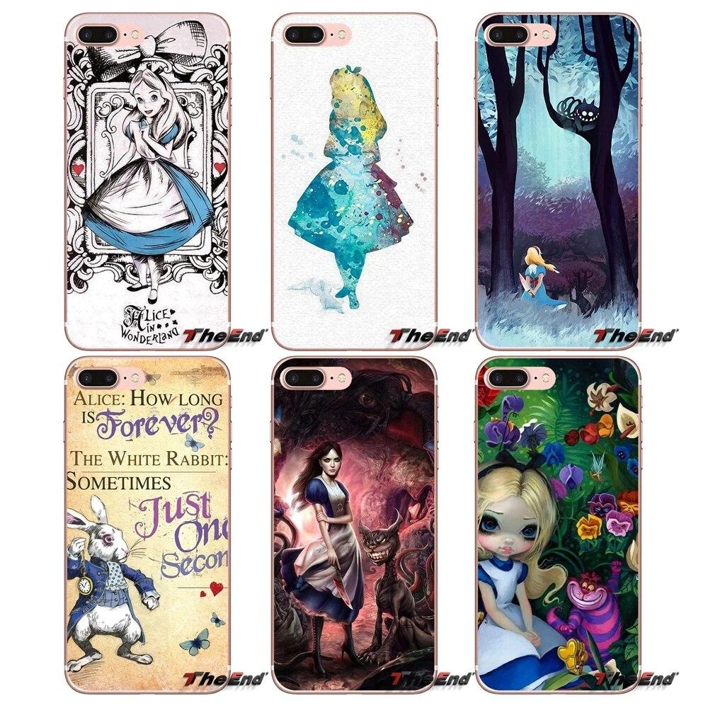 Alice in Wonderland Ariel Cinderella Case For Huawei Honor 4C 5X 5C 6X Mate 7 8 9 Y3 Y5 Y6 II 2 Pro G7 G8 P7 P8 P9 Lite 2017