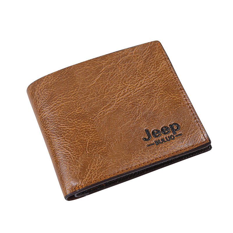 New JEEP PU Leather Men Wallet Classic Short Multi Card zero Purse Casual Men Standard Holders Wallets Men Fashion High Quality 2016 new arriving pu leather short wallet the price is right and grand theft auto new fashion anime cartoon purse cool billfold