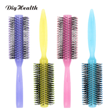 ФОТО dighealth hairbrush women  hairdressing supplies  combs for professional hairdressers hair brushes hair styling for curly hair