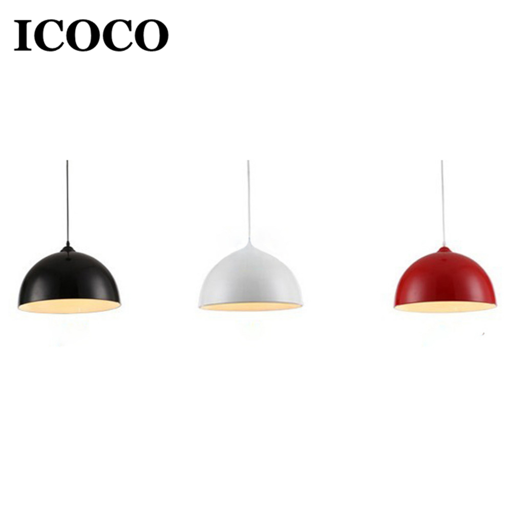 ICOCO E27 Retro Sysle Metal Ceiling Pendant Light Lamp Shade Lampshade Promotion Sale Flash Deal Inventory Clearance Sale