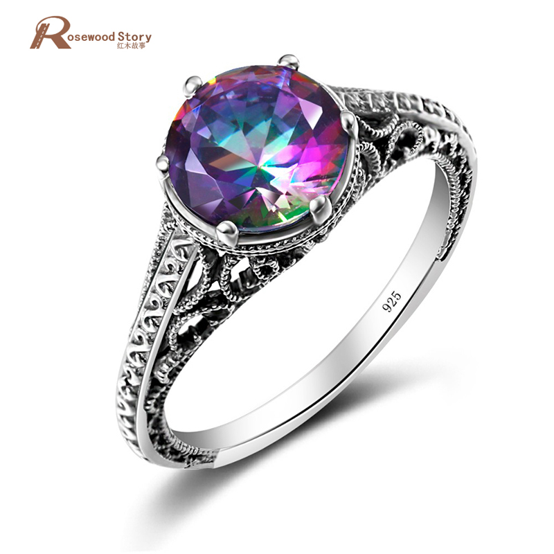 Women Luxury Brand Jewelry 925 Sterling Silver Classic