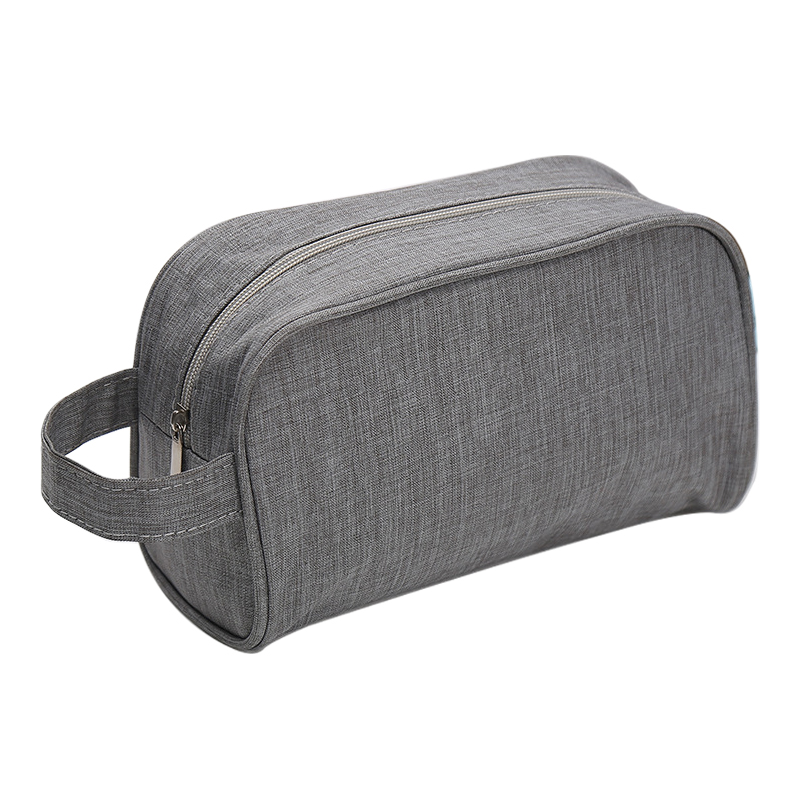Women's Men's Portable Cosmetic Bags Solid Make Up Tools Organizer Beauty Toiletry Cases Travel Accessories Supplies Products