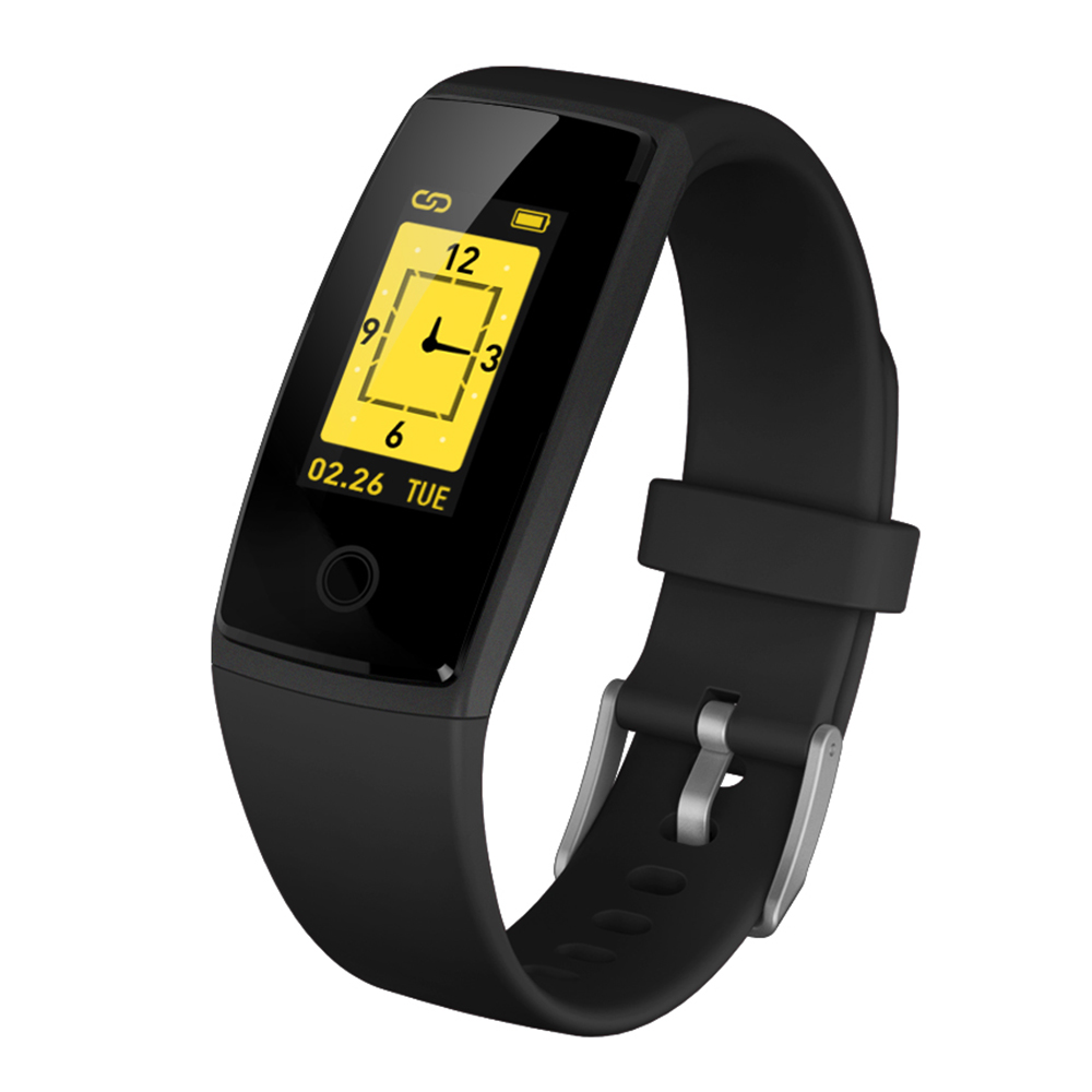 V10 Smart Wristband Fitness Tracker Heart Rate Monitor Smart Band Acitivity Tracker Blood Pressure IPS Color Screen