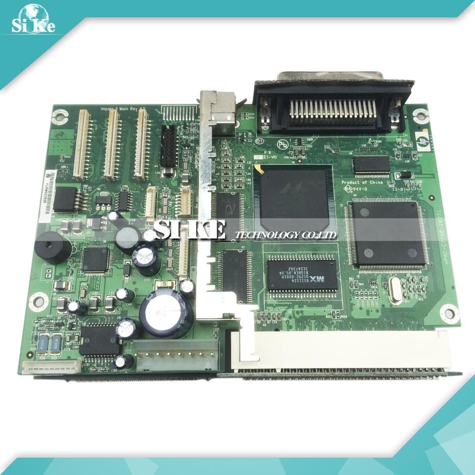 ФОТО Main Board For HP DesignJet 130 C7790-20271 Q1292-60203 Formatter Board Mainboard Logic Board
