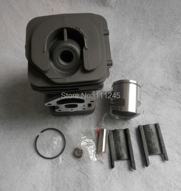 39MM 236  CYLINDER KIT FITS HUS. 235 240 CHAINSAW  CHAIN SAW ZYLINDER ASSY W/ PISTON RING SET PIN CLIPS REPL.# 545 05 04-18 manufacturers 5200 chainsaw cylinder assy cylinder kit 45 2mm parts for chain saw 1e45f on sale