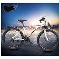 Горный велосипед для взрослых  размер колес 26 дюймов  21 скорость  демпфирующий дисковый тормоз