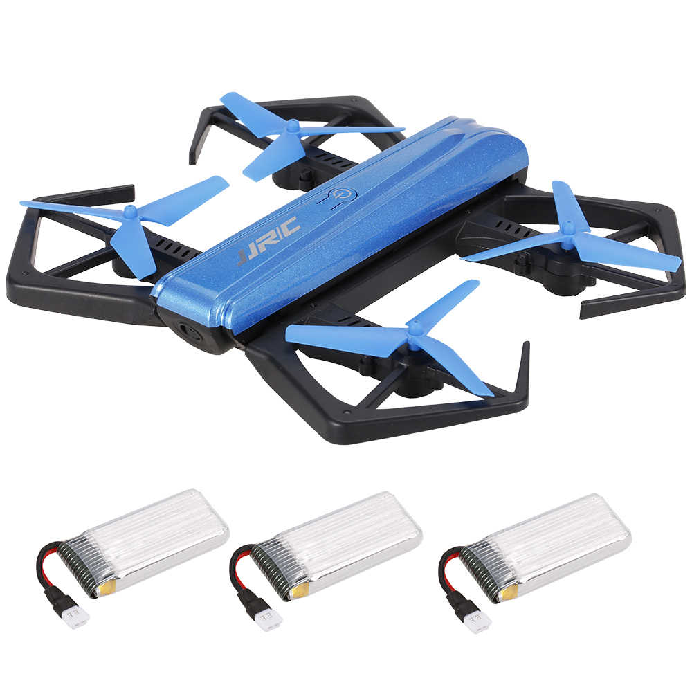 JJRC H43WH CRAB WIFI FPV 720P HD Camera Drone Quadcopter Foldable Mini Dron RC Selfie Drone Helicopter Extra Battery