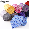 2016 men fashion real silk tie red wedding business neck ties neckties corbata tejida hombre gravata seda stropdas