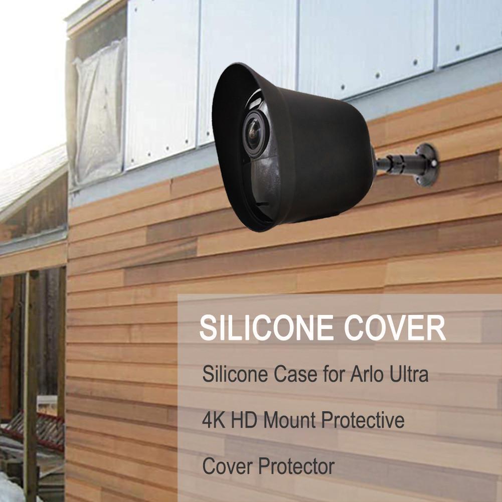 Силиконовый чехол для Arlo Ultra 4 K HD Mount Защитная крышка протектор
