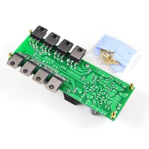 Image 5 - Lusya 2 canaux L20.5 250W * 2 amplificateur de Puissance Audio HIEND Ultra faible Distorsion KEC KTB817 bricolage KITs