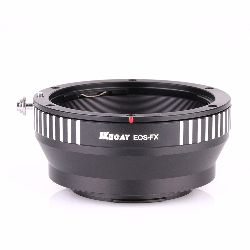 for EOS-FX Lens Adapter Ring for Canon EOS EF EF-S to for Fujifilm Fuji FX X-Pro1 XPro1 X-E1 XE1 XE2 X-T10 XT10 X-A1 CAMERA 4