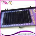 free shipping  6D 0.05mm individual faux mink eyelash extensions J/B/C/D/L curl 5 tratys/lot