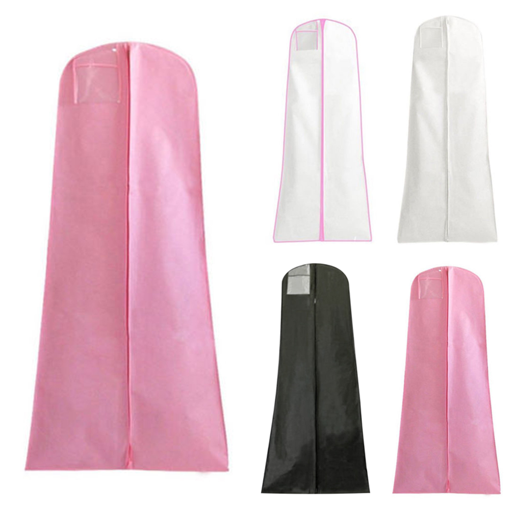 Extra Large Breathable Suit Cover Garment Skirt Wedding Dress Travel Protector Bag Hanger Dustproof Storage In Bags From Home Garden On