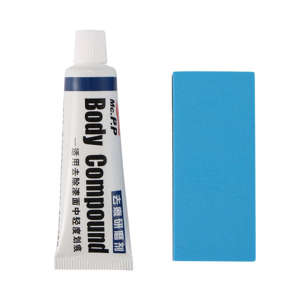Car paint scratch repair repair kit body scratch paint polishing abrasive compound wax care car wax