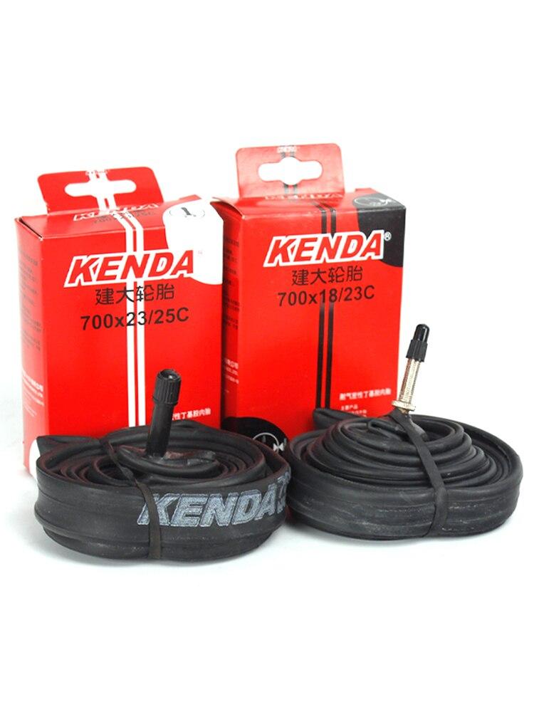 700 X 18-23-25c bicycle inner tube 33 mm Presta R-Valve Core Kenda