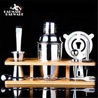 Bar Sets Advanced Setup Stainless Steel Shaker Cocktail Shaker Cup Shaker Set Bar Set Cocktail Set 350ml/550ml/750ml