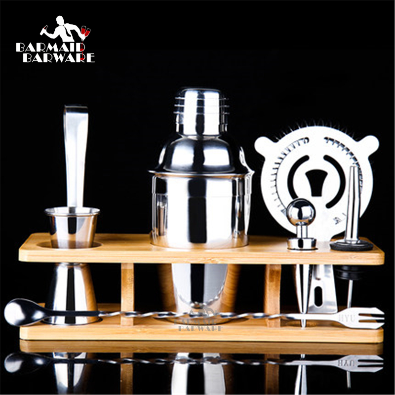 Advanced Setup Stainless Steel Shaker Cocktail Cup And Set