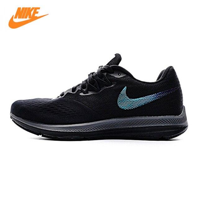 ed291dac5c62 Aliexpress.com   Buy NIKE ZOOM WINFLO 4 SHIELD Men s Running Shoes ...