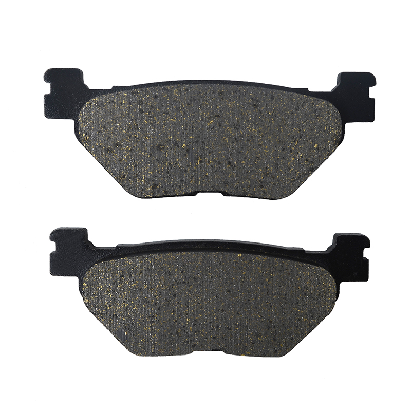 Motorcycle Rear Brake Pads for <font><b>YAMAHA</b></font> XP500 <font><b>Tmax</b></font> T-max XP 500 <font><b>2001</b></font> 2002 2003 T Max 530 2012 XP530 Max 2013 image