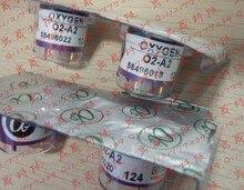 10 PIÈCES Capteur Doxygène O2 A2 O2A2 02 A2 02A2 Détecteur de Gaz ALPHASENSE