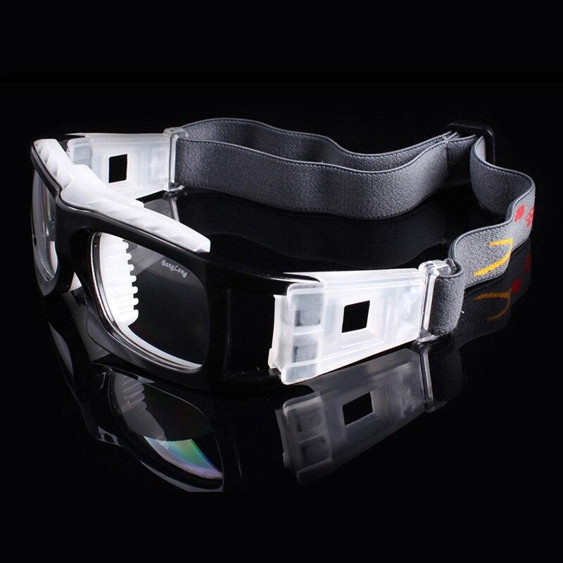 Prix pour Sport basket-ball football Lunettes de protection des yeux lunettes de football de tennis lunettes lunettes de prescription myopie cadre XA016