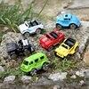 COOLPLAY 6PCS Lot 1 64 Mini Car Toy Scale Diecast Metal Vehicle Models Sport Racing Car