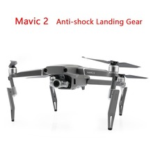 цена на DJI Mavic 2 Pro / Zoom Anti-shock Landing Gear for DJI Mavic 2 Drone Height Extended Rear Feet Heighten Protector Accessories