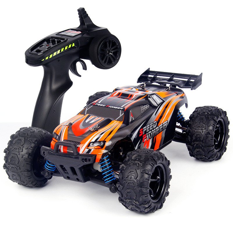 8814E 1/18 2.4G 4WD Waterproof High Speed RC Racing Car Speed Off-Road Vehicle Monster Truck RTR Toys For Kids Gift Toys high speed rc car 20404 cross country electric suv 4wd monster truck racing car 1 20 45km h off road desert rc rock crawler rtr
