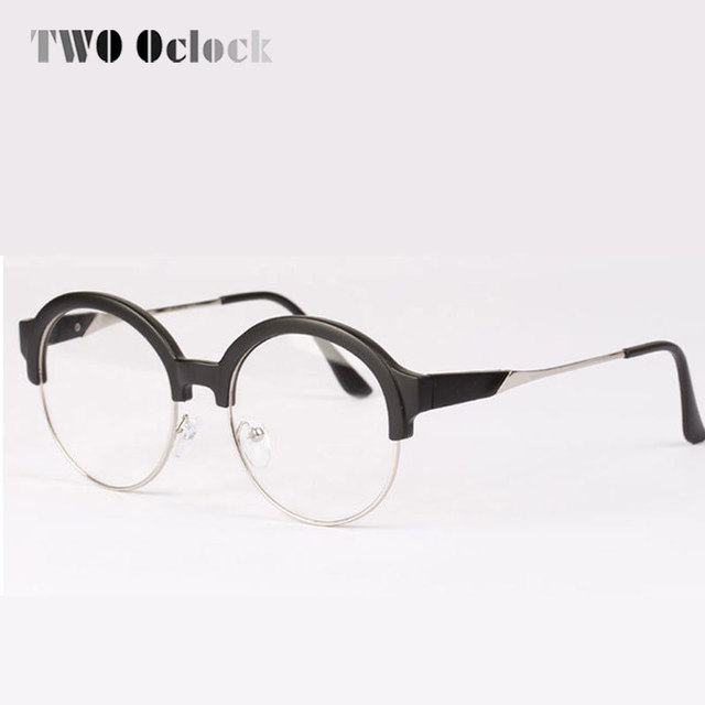 bf4ba35e58 Korea Style Vintage Eyeglasses With Clear Lens