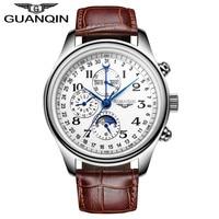 Original Luxury Watches Men Waterproof Men Automatic Brand GUANQIN GQ20022 Sapphire Watches Famous Hours Man Wristwatches