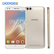 DOOGEE X30 Smartphone Four Cameras  8+8MP MT6580 Quad Core 2G RAM 16G ROM Android 7.0 Mobile Phone 5.5″ HD IPS 3360mAh Cellphone