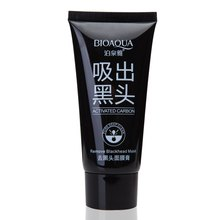 Face Skin Care Suction Black Mask Nose Blackhead Remover Acne Treatment Mask Peeling Peel off Black Head Mud Facial Mask 1594805