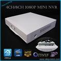 Бесплатная доставка Okayvision Новый Onvif 4CH/8CH NVR HDMI 1080 P P2P облако H.264 Сетевой Видеорегистратор Системы ВИДЕОНАБЛЮДЕНИЯ NVR для Дома использовать