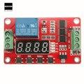 12 В FRM01 Многофункциональный Модуль Релейного Loop Таймер Задержки Переключатель Self-Lock 12 В