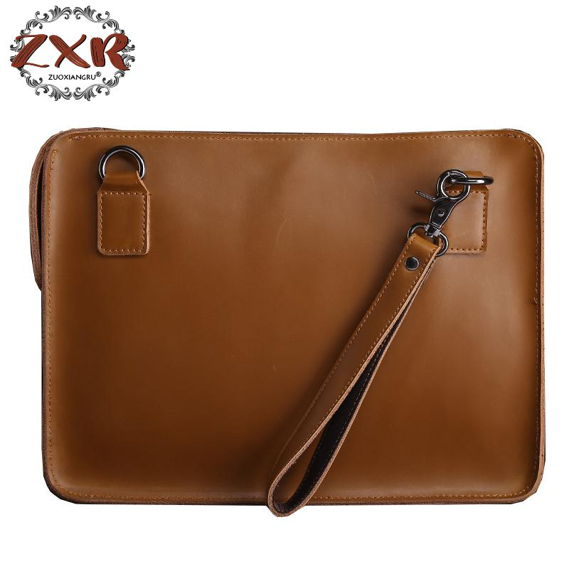 Leather bag Business Men bags Laptop Tote Briefcases Crossbody bags Shoulder Handbag Men's Messenger Bag все цены