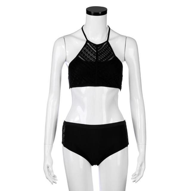 Hot!! High Waist Beach Bra Bikini Set 3