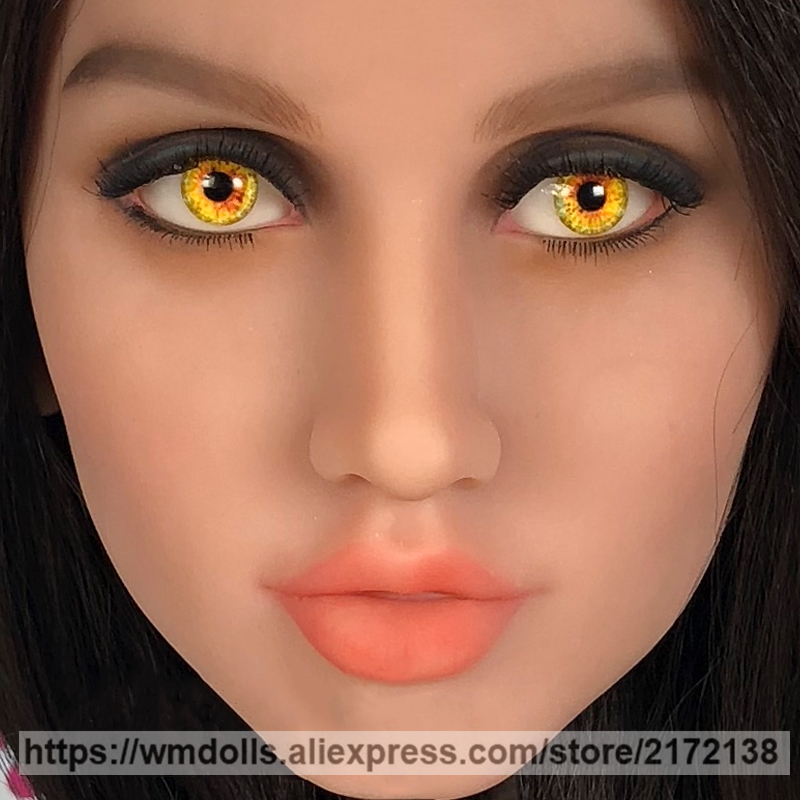 WMDOLL Sex Doll Eyes, Lifelike Amber Eyes For Silicone Sex Dolls Adult Love Doll