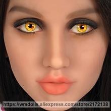 WMDOLL Sex Doll Eyes, Lifelike Amber Eyes For Silicone Sex Dolls Adult Love Doll