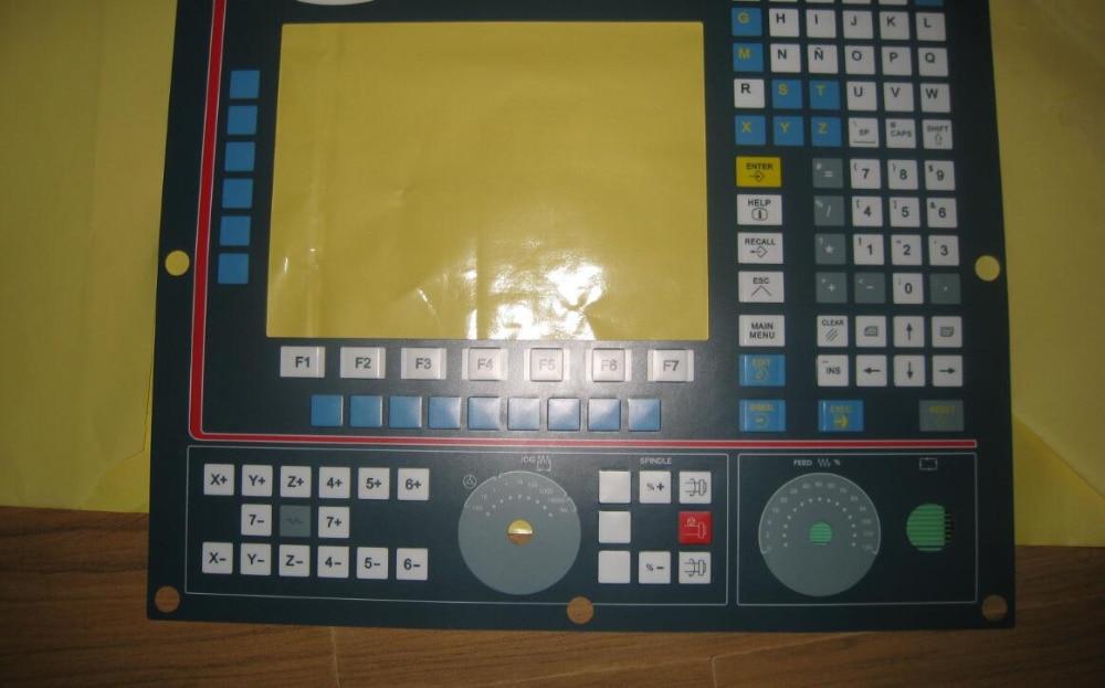 New keypad membrane 8055i B-M 8055i A-M a m wyman new breath