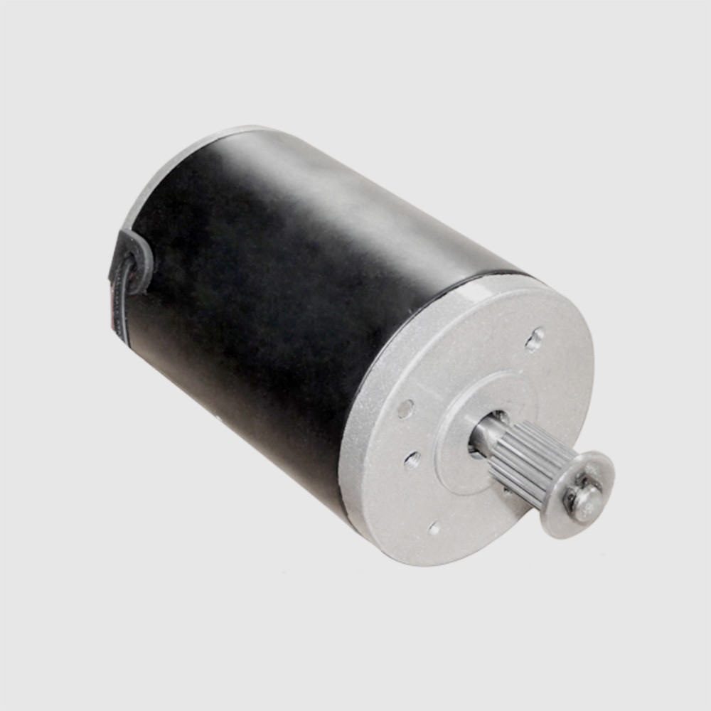 MY6812 100W DC 12/24V 2700rpm high speed brush motor for electric tricycle, Electric Scooter motor, gear/pulley optional europe and usa style electric scooter permanent magnet high speed reversing motor dc12v 24v my6812 100w 120w 150w
