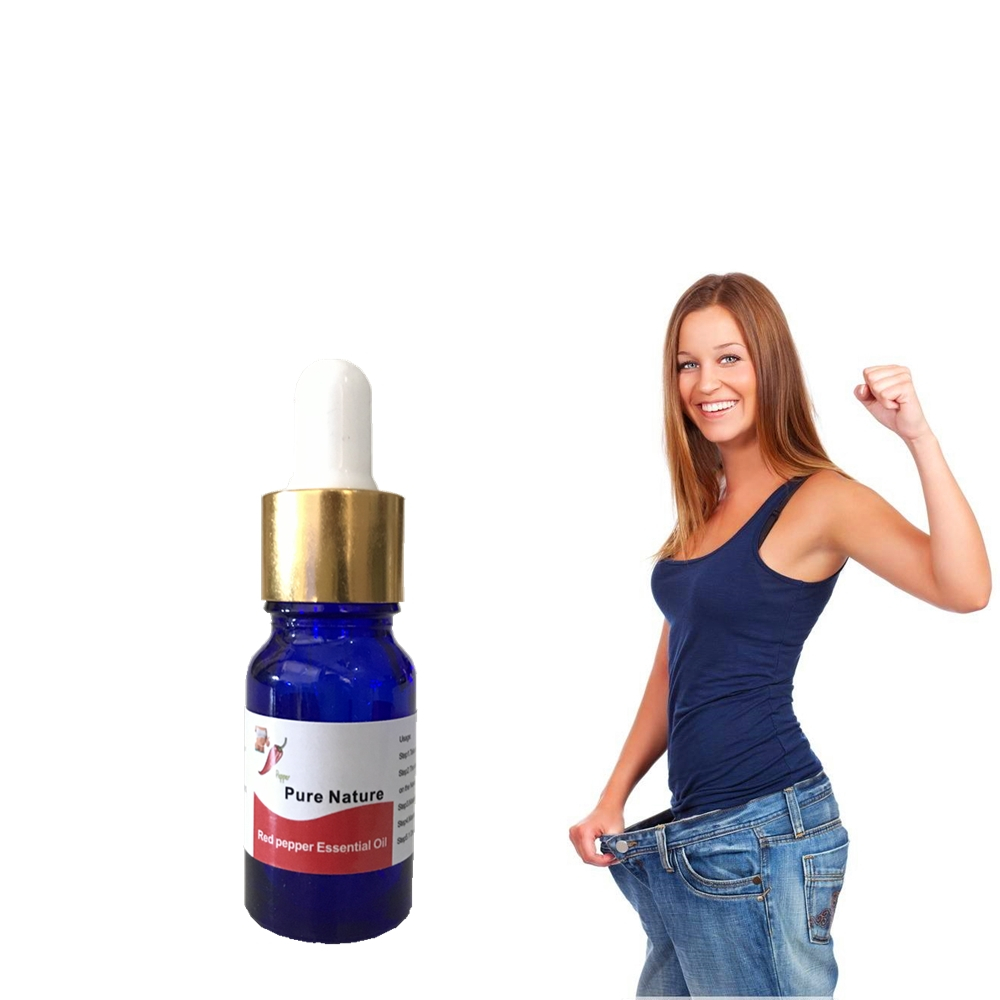 Best Effect Hot Pepper Slimming Patch Magnetic Diet Pills Lose Weight Oil Fast Burn Fat 100% Effective Slimming Body Cream 10ml