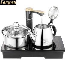Elektromagnetische tee ofen automatische oberen wasserkocher drei-ein satz induktion für brauen